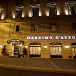 Hotel Massimo D'Azeglio Rome - Lazio - Italy