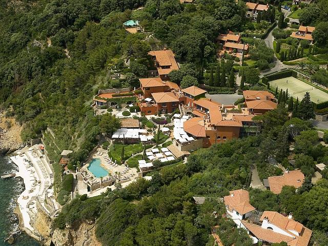 Il Pellicano Hotel - Toscana