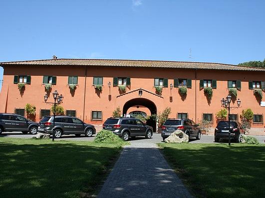 La corte di Arenaro - Lazio