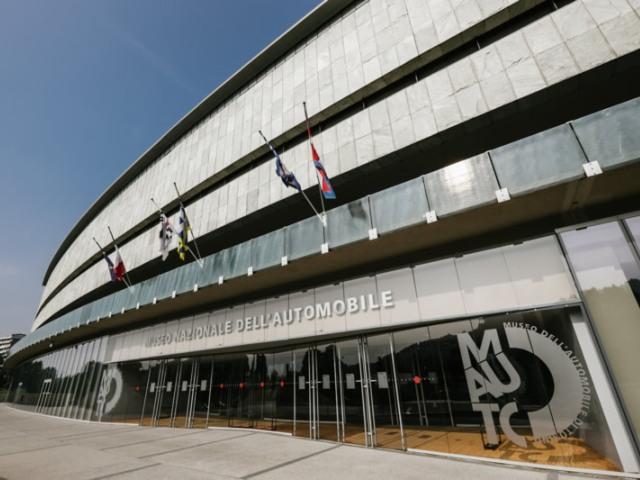 MAUTO - Museo dell'Automobile di Torino - Piemonte