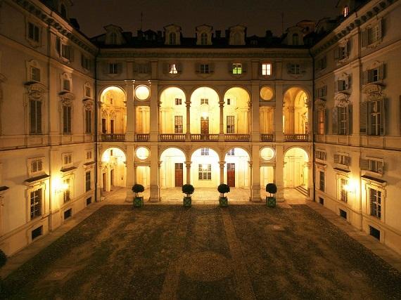 Palazzo Saluzzo Paesana Torino - Piemonte
