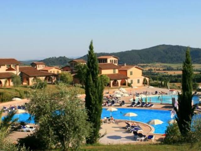 Pian Dei Mucini Resort - Tuscany - Italy