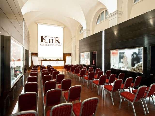 Biblioteca - Kolbe Hotel Rome