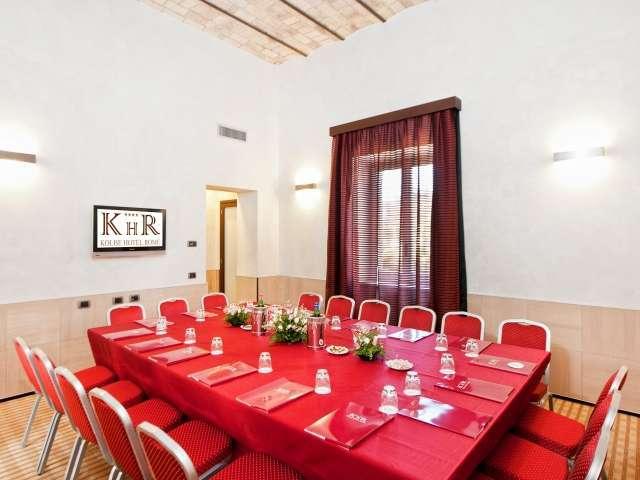 Garden View - Kolbe Hotel Rome