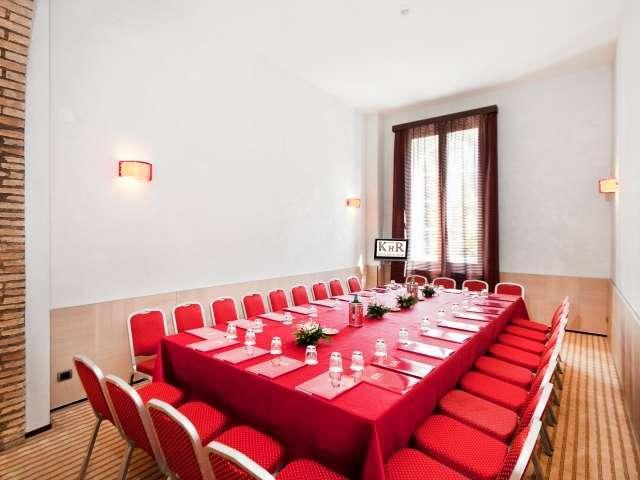 Sala Palatino - Kolbe Hotel Rome