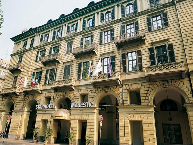 Starhotels Majestic - Torino - Piemonte