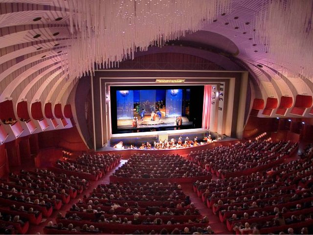 Teatro Regio Turin - Piedmont - Italy