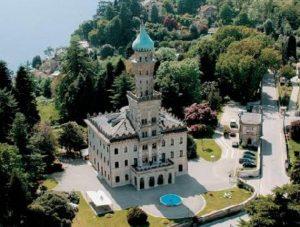 Villa Crespi - Piedmont - Italy