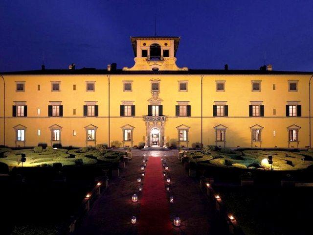 Villa Castelletti Florence - Tuscany - Italy