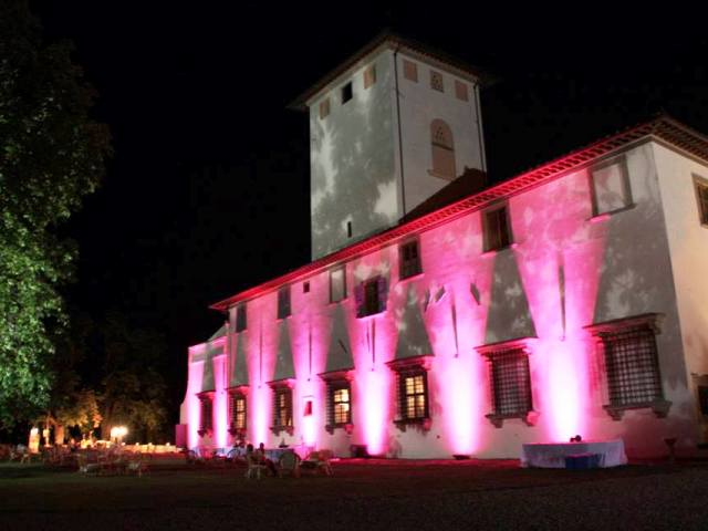 Villa Corsini a Mezzomonte - Tuscany - Italy
