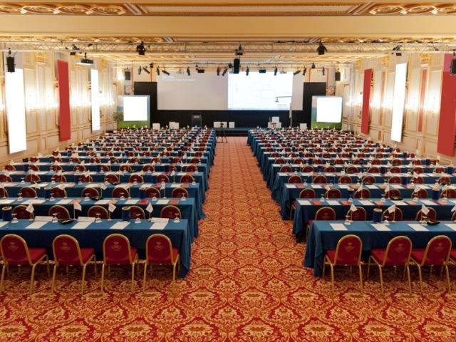 Sala Baccarat - Hotel Regina Palace - Stresa
