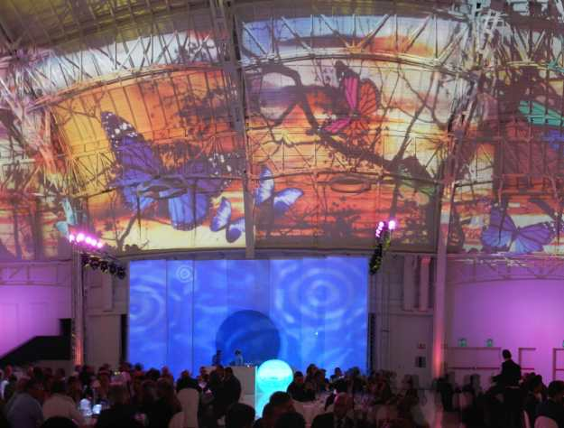 Laser Entertainment srl - Tecnologies for events in Italy