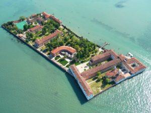 Isola di San Servolo sede VIU