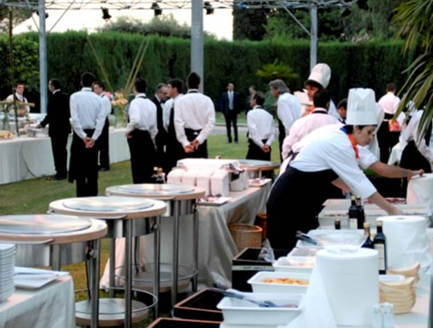 Papillon Eventi - Catering Milan Italy and abroad