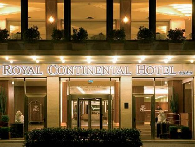 Royal Continental Hotel Naples - Campania - Italy