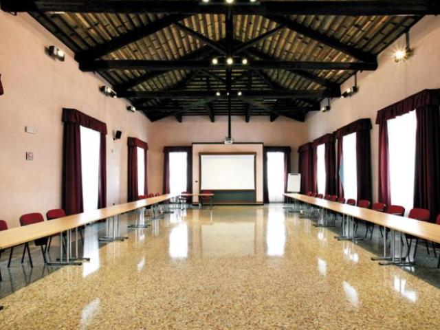 Sala Teatro - San Servolo - Venezia