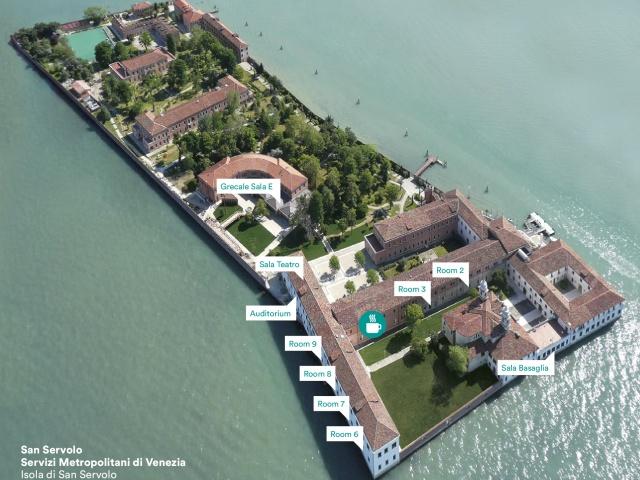 San Servolo Island - Venice - Italy