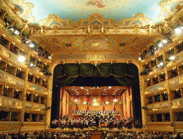 Il Sipario Musicale - Milan Italy