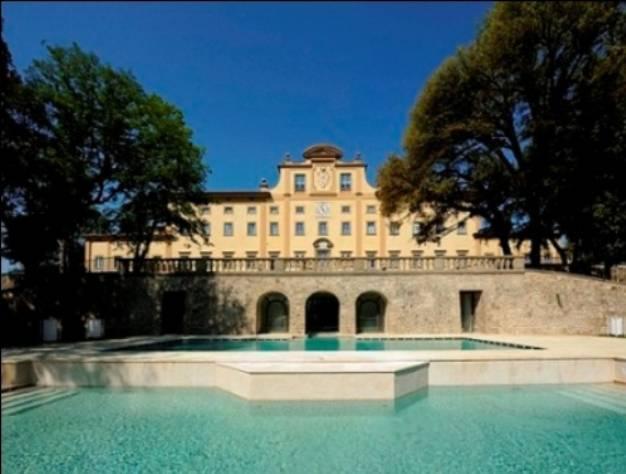 Villa Le Maschere - Toscana