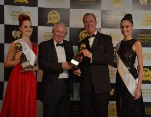 World Travel Awards 2015 - Hilton Molino Stucky