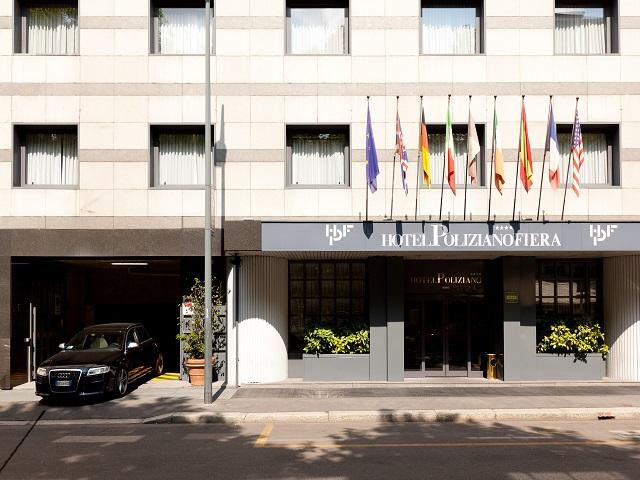 CityLife Hotel Poliziano - Fiera Milano City