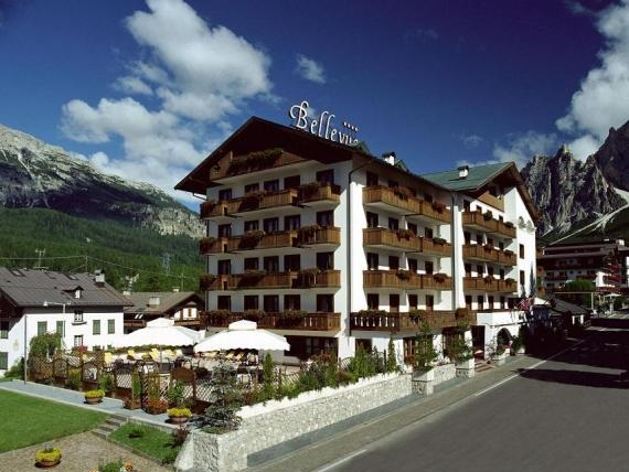 Hotel Bellevue Cortina - Veneto - Italy