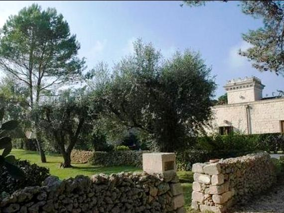 Masseria Bosco di Makyva - Puglia