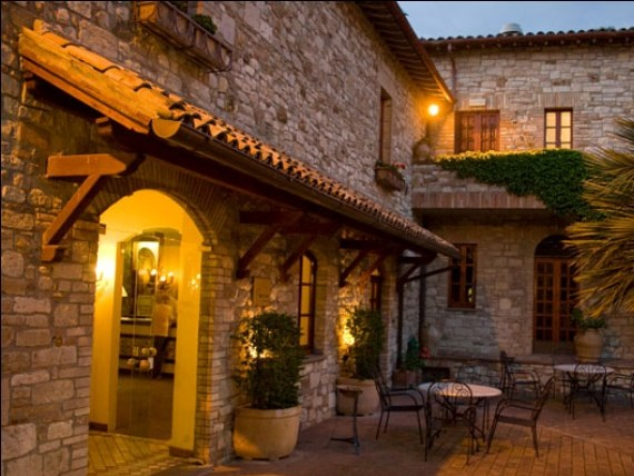 Hotel Bramante Perugia - Umbria - Italy