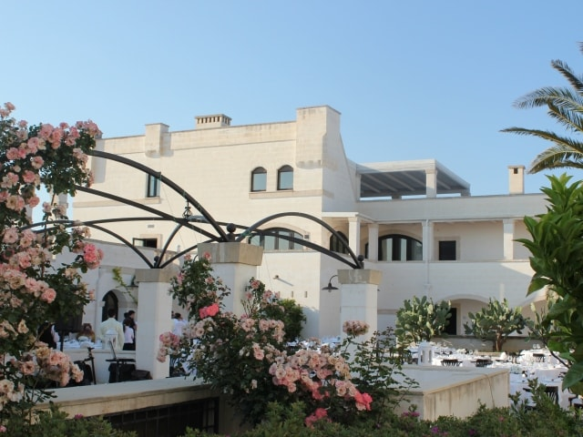 Borgobianco Resort - Puglia