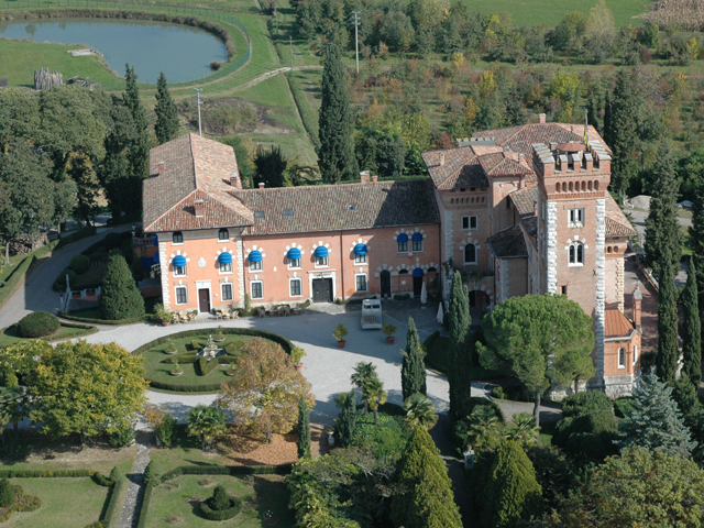 Castello di Spessa Resort - Friuli Venezia Giulia - Italy