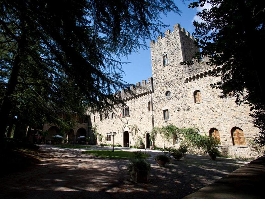 Castello dell'Oscano - Umbria