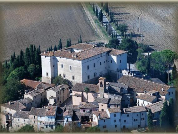 Castello di Casigliano - Umbria