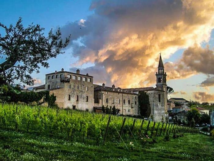Castle of Semivicoli - Abruzzo - Italy