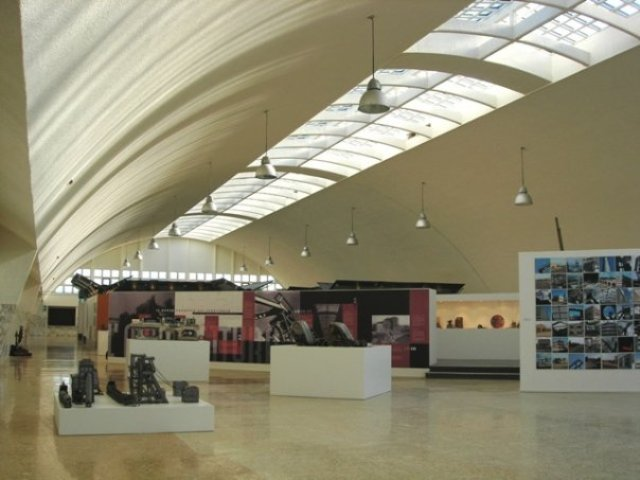 Centro Italiano della Cultura del Carbone - Sardinia - Italy