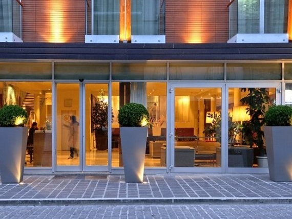 Dal Moro Gallery Hotel - Umbria