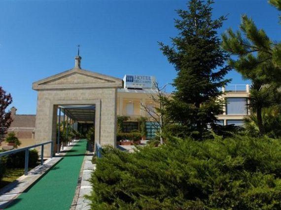 Hotel del Campo Matera - Basilicata - Italy