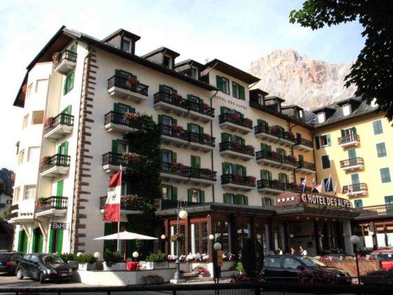 Grand Hotel Des Alpes - Trentino Alto Adige - Italy