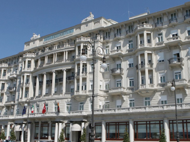 Savoia Excelsior Palace Trieste - Friuli Venezia Giulia - Italy
