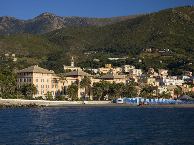 Grand Hotel Arenzano - Liguria - Italy
