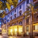 Grand Hotel et des Palmes Palermo - Sicily - Italy