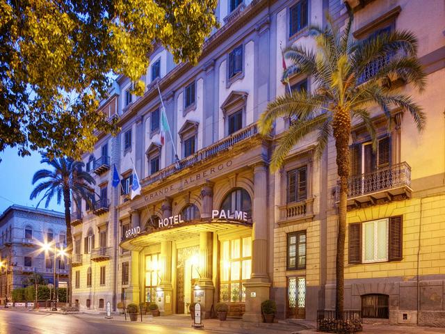 Grand Hotel et des Palmes Palermo - Sicilia