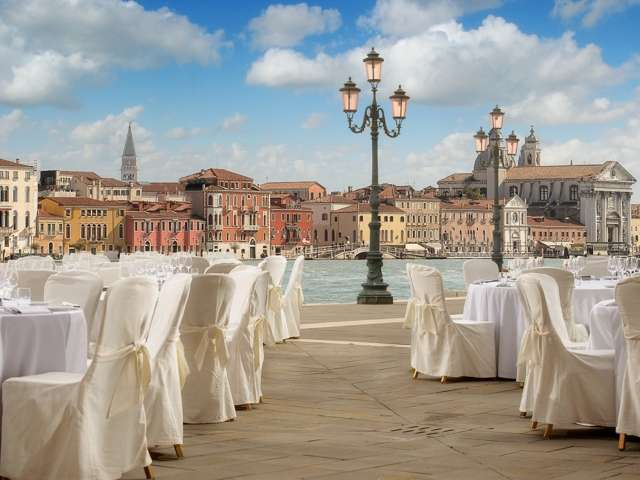 Hilton Molino Stucky Venice 2018