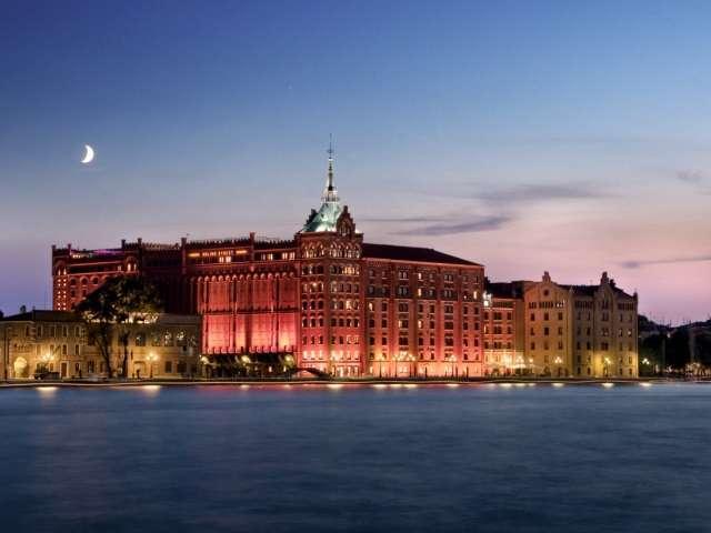 Hilton Molino Stucky Venice Italy