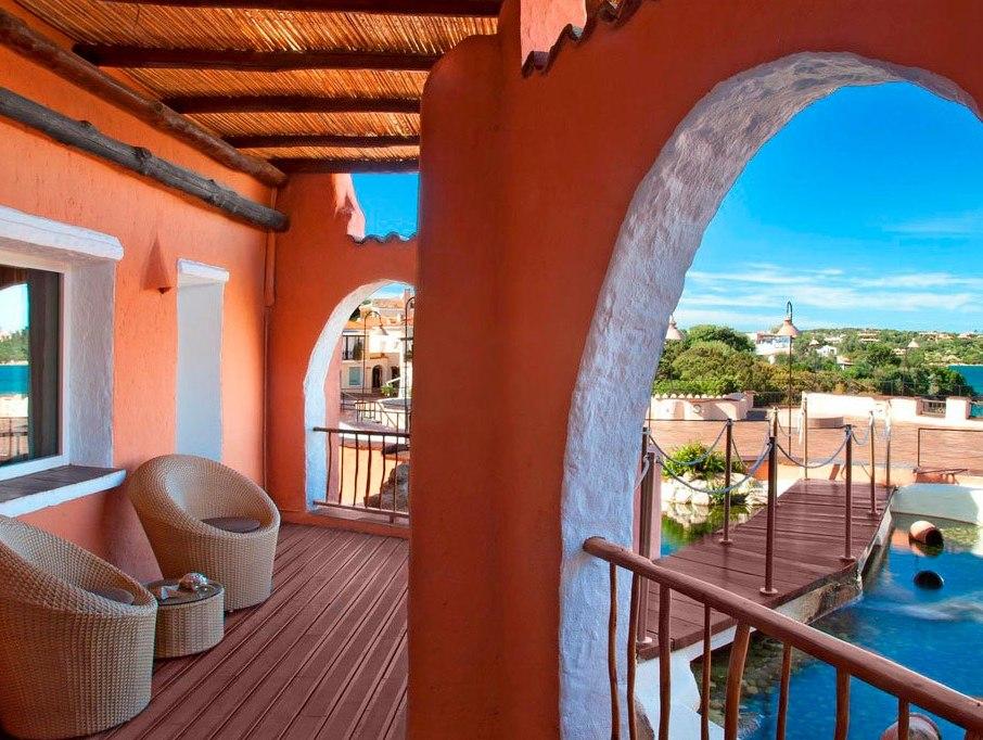 Hotel Cervo Costa Smeralda - Sardinia - Italy