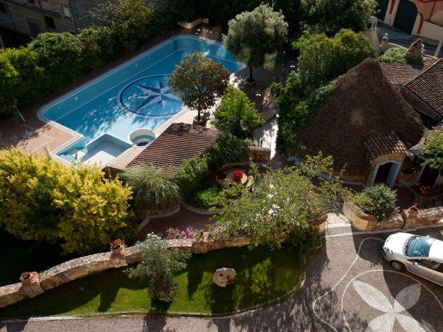 Hotel Cualbu - Nuoro - Sardinia - Italy