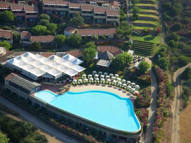 Hotel Parco Torre Chia Cagliari - Sardinia - Italy