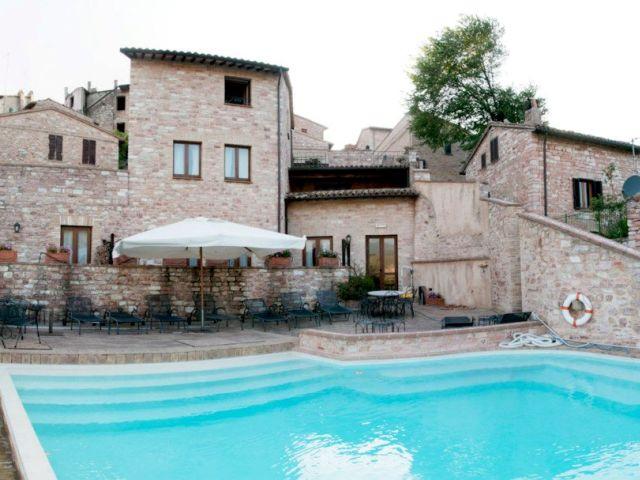 La Bastiglia Hotel - Umbria - Italy
