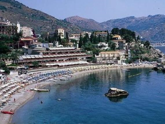 Mazzarò Sea Palace Taormina - Sicilia