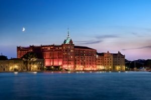 World Travel Awards 2015 - Hilton Molino Stucky