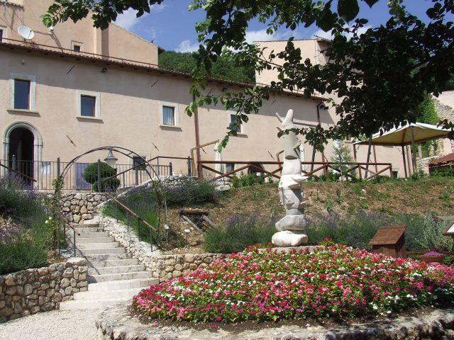 Monastery San Colombo - Abruzzo - Italy